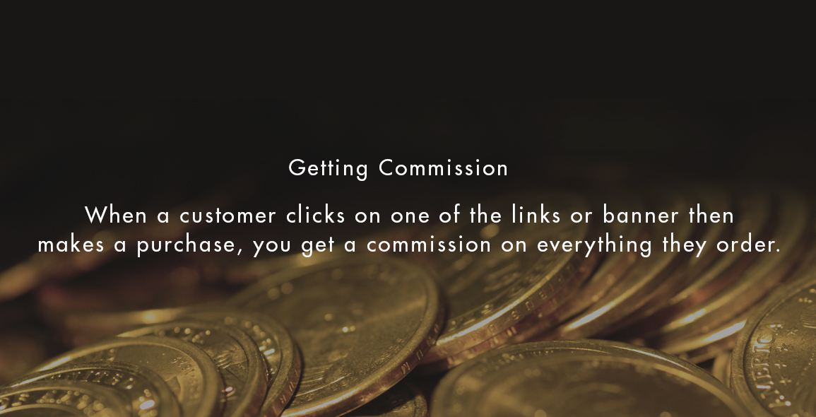 Getting Commission