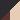 [Matt black layer opaque brown gold]