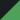 [Matt black green]