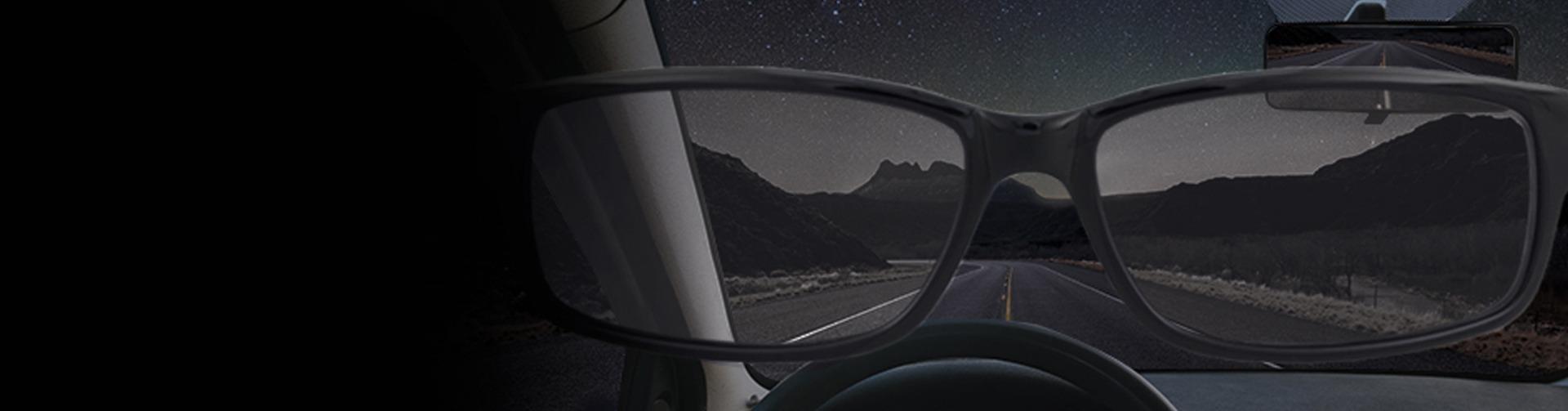 Night Vision Driving Lenses